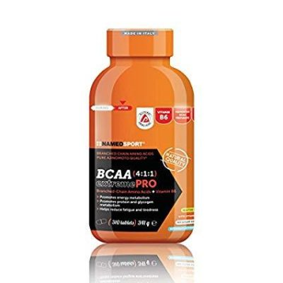 BCAA 4:1:1 Extreme Pro 110cpr – Named Sport