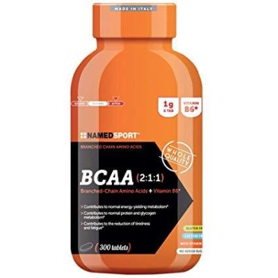 BCAA 2.1.1 300cpr – Named Sport