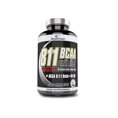 8.1.1 BCAA Unlimited 200cpr – Anderson Research