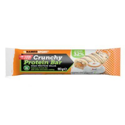 Crunchy Protein Bar 40g – Named Sport
