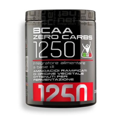 Bcaa Zero Carbs 1250 – Net Integratori, 200cpr