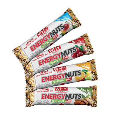 Energy Nuts 35g – Why Sport