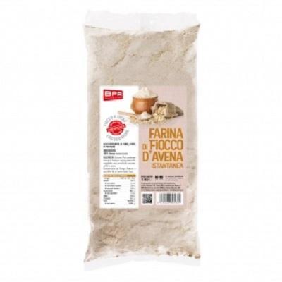 Farina d'Avena Istantanea Neutra 1Kg – BPR Nutrition