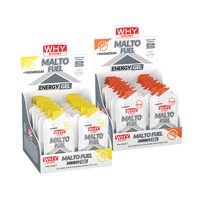 Malto Fuel Energy Gel 33g – Why Sport