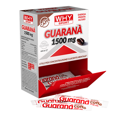 Guaranà  1500mg – Why Sport