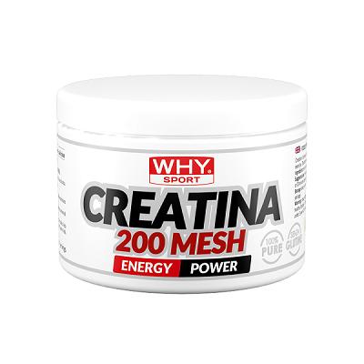 Creatina 200 Mesh 200g – Why Sport