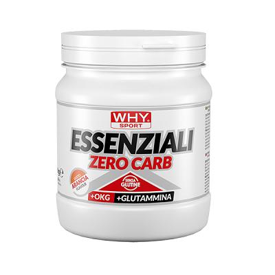 Essenziali Zero Carb 240g – Why Sport