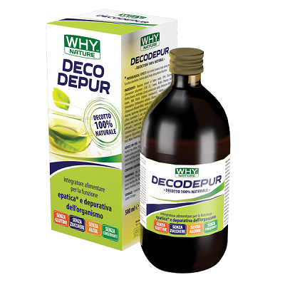 Deco Depur 500ml – Why Nature