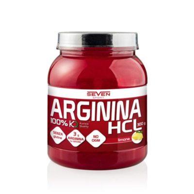 Arginina HCL 300g Kiowa – Seven Sport