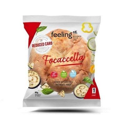 Focaccella Start 80g – FeelingOk