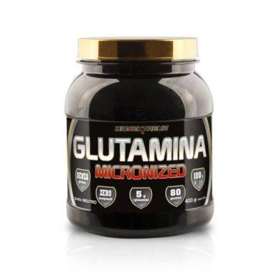 Glutamine Micronized 400g – Bio Extreme