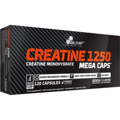 Creatine 1250 Mega Caps 120caps – Olimp Sport Nutrition