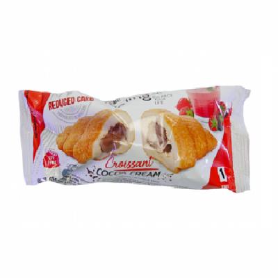 Croissant Start 1 Ripieno al cacao 65g – Feelingok