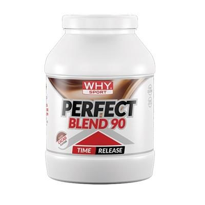 Perfect Blend 90 750g – Why Sport
