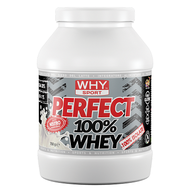 Perfect 100% Whey 750g – Why Sport