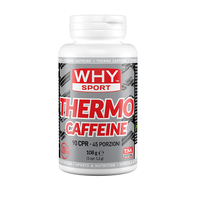 Thermo Caffeine 90cpr – Why Sport