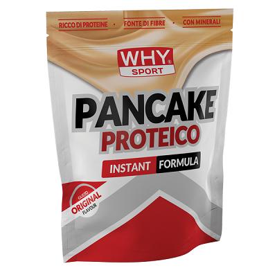 Pancake Proteico 1000g Gusto Original – Why Sport