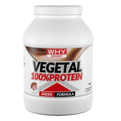 Vegetal 100% Protein 750g – Why Sport