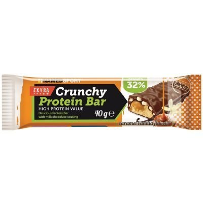 Crunchy Protein Bar 40g – Named Sport