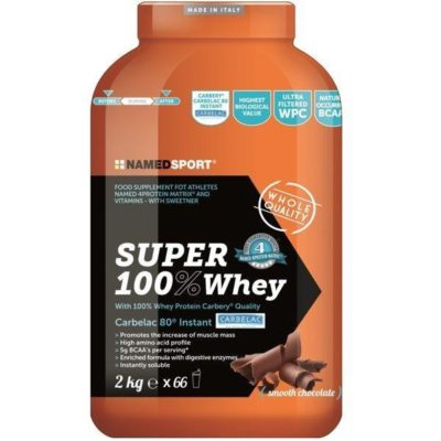 Super 100% Whey 2Kg – Named Sport