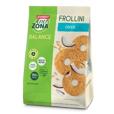 Frollini 40-30-30 Cocco 250g – Enerzona