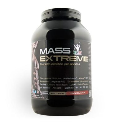 Mass Extreme 1500g – Net Integratori