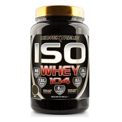 Iso Whey 104 900g – Bio Extreme