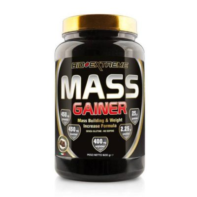 Mass Gainer 1600g – Bio Extreme
