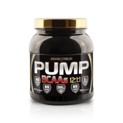 Pump BCAAs 12:1:1 300cpr – Bio Extreme