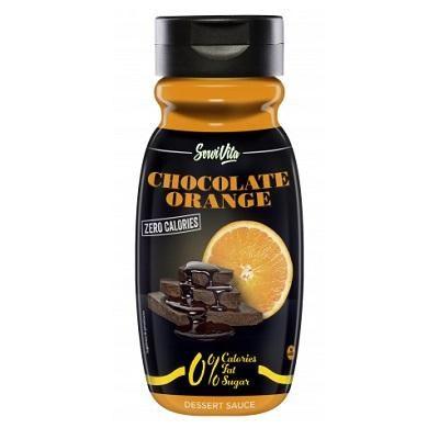 Chocolate Orange Dessert Sauce 320ml – Servi Vita
