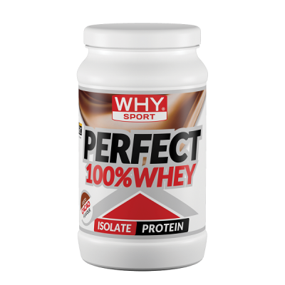 Perfect 100% Whey 450g – Why Sport