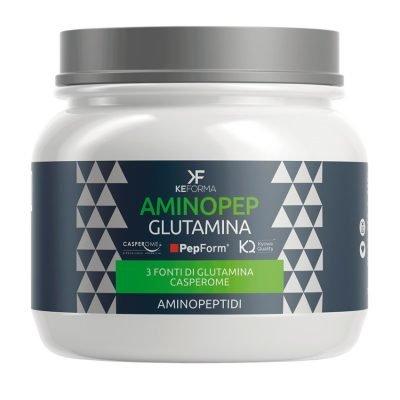 Aminopep Glutamina 120g – Keforma