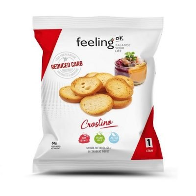 Crostino 50g Start1 – FeelingOk