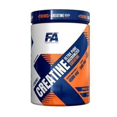 Xtreme Creatine 500g – FA Fitness Authority