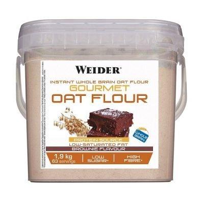 Gourmet Oat Flour 1900g Farina Instant – Weider
