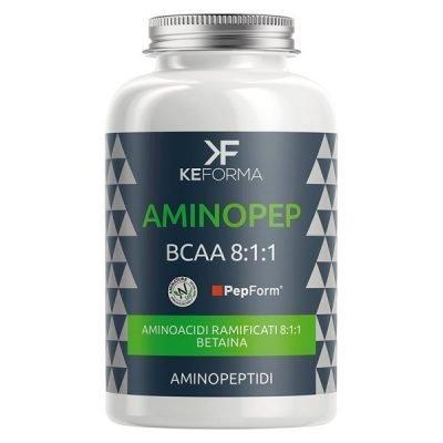 Aminopep BCAA 8.1.1 150cpr – Keforma