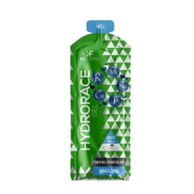 Hydrorace Gel 50ml Arancia – Keforma
