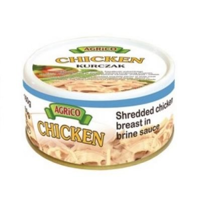 Chicken Kurczak Filetti di Pollo 160g – Agrico