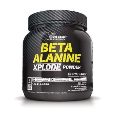 Beta Alanine Xplode Powder 420g Orange – Olimp Sport Nutrition