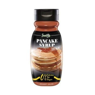 Pancake Syrup Dessert Sauce 320ml – Servi Vita