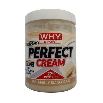 Perfect Cream 300g Cioccolato Bianco – Why Sport