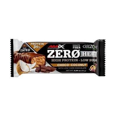 Zero Hero 31% Protein Bar 65g – Amix