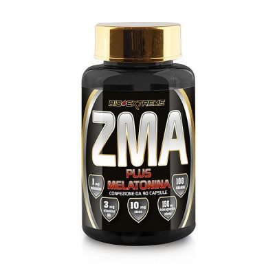 Zma Plus con Melatonina 90cps – Bio Extreme