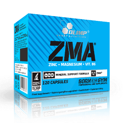 Zma 120cps – Olimp Sport Nutrition
