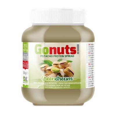 Gonuts! GreenDream al Pistacchio 350g – DailyLife