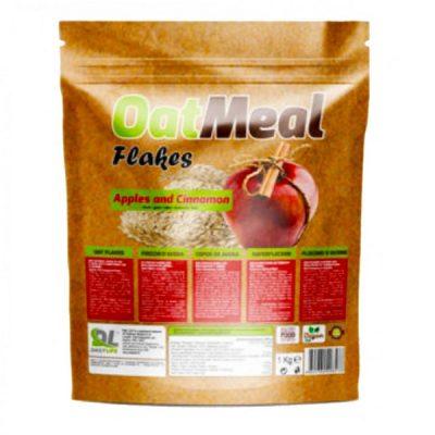 OatMeal Flakes Mela Cannella 1Kg – DailyLife