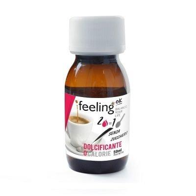 Sweety Optimize Dolcificante 50ml – FeelingOk