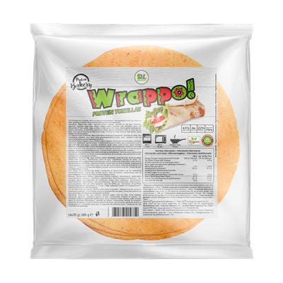 Wrappo Protein Tortillas 4x70g – DailyLife