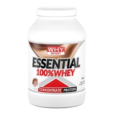 Essential 100% Whey 900g – Why Sport