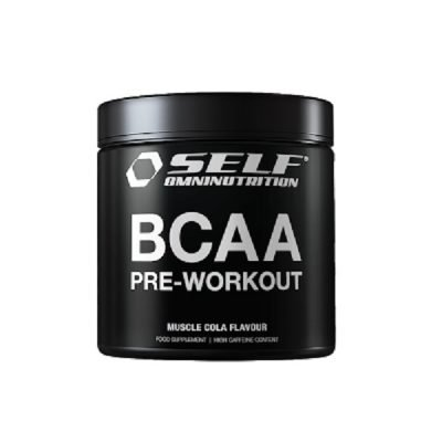 Bcaa Pre Workout 300g – Self Omninutrition